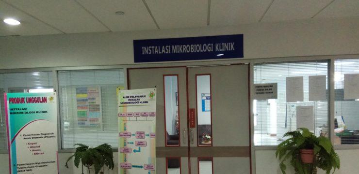 Instalasi Mikrobiologi Klinik Buka 24 Jam